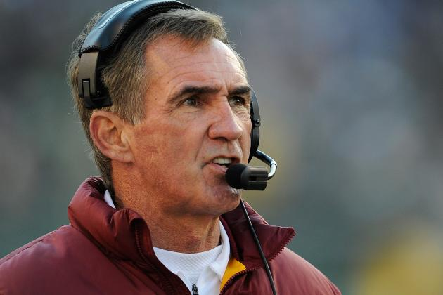 Shanahan: Redskins Prepared for Multiple Draft Scenarios