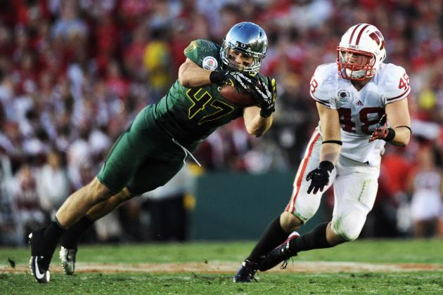 Kiko Alonso Scouting Report: NFL Outlook for Oregon LB