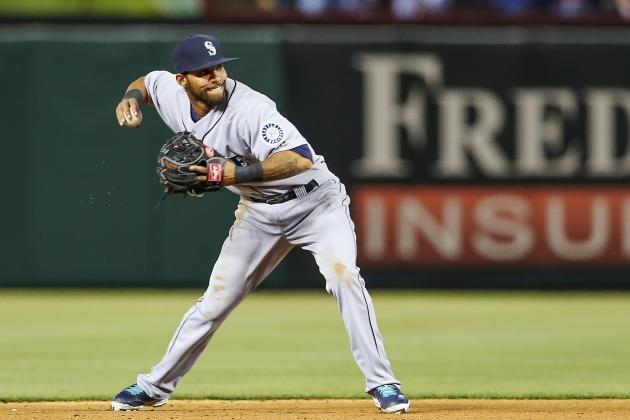 M's Make a Switch at Shorstop, Robert Andino Takes over for Brendan Ryan