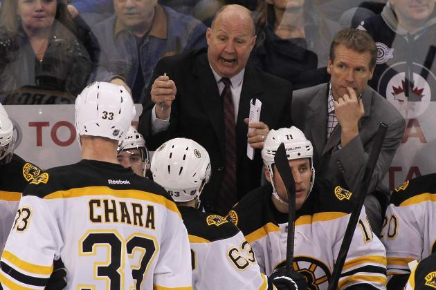 Bruins Take a 'Step Back'