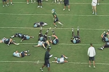UNC Plays a Prank on QB Bryn Renner and He's Not Thrilled About It