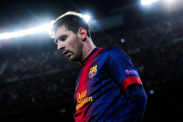 Messi Vows Barcelona Response