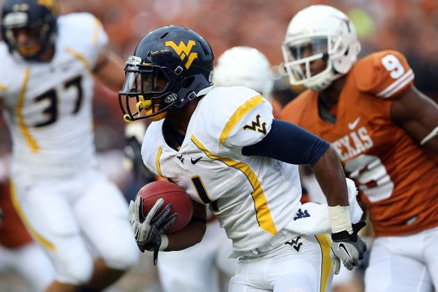 West Virginia's Tavon Austin Says Rex Ryan 'had a Plan for Me'
