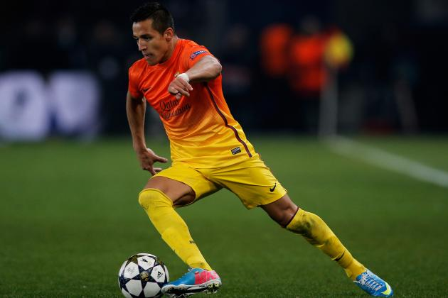 Why Alexis Sanchez Could Be Juventus' Big Summer Signing