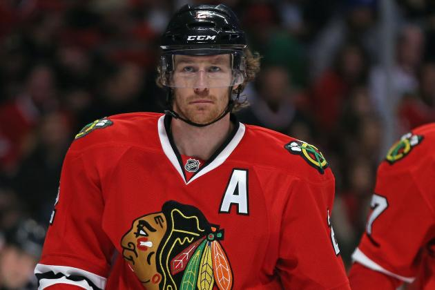 Blackhawks' Duncan Keith: Call Me a Sore Loser, Maybe, but No Intent