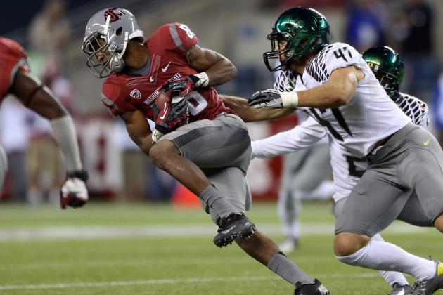 Marquess Wilson Scouting Report: NFL Outlook for Washington State WR