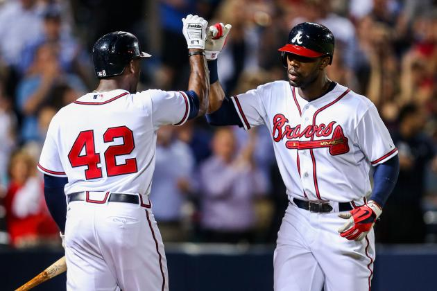 Comparing the 2013 Atlanta Braves to the 1995 World Series Champion Team