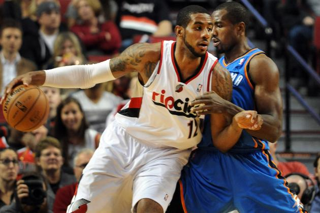 Portland Trail Blazers: Cavs Reportedly Interested in LaMarcus Aldridge