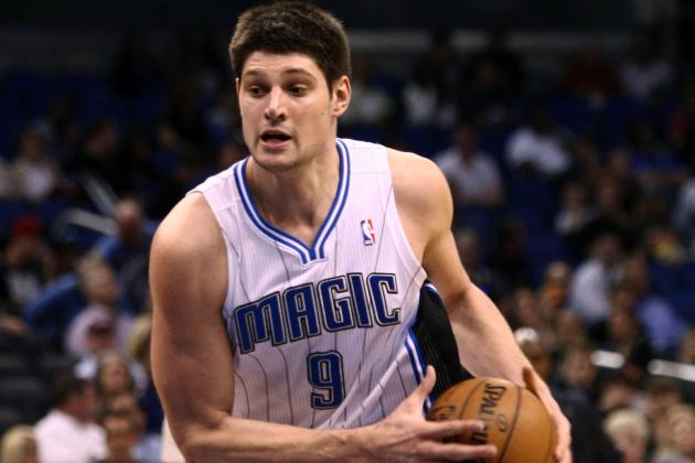 Magic's Nik Vucevic Finishes 4th in NBA Most Improved Player Award Voting