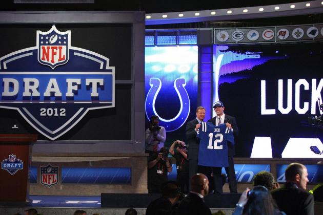 NFL Draft Order 2013: Where All 32 Teams Will Select in Each Round