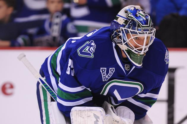 Canucks' Schneider Hurt, out of Home Finale