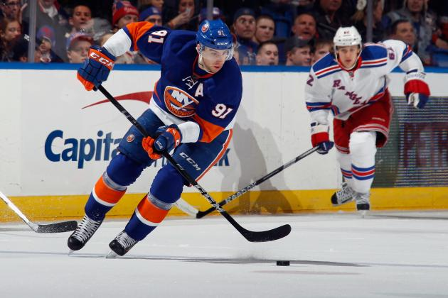Tavares, Added Depth End Islanders' Playoff Drought