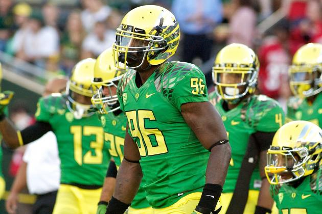 Dion Jordan Is Best Pass-Rusher in 2013 NFL Draft