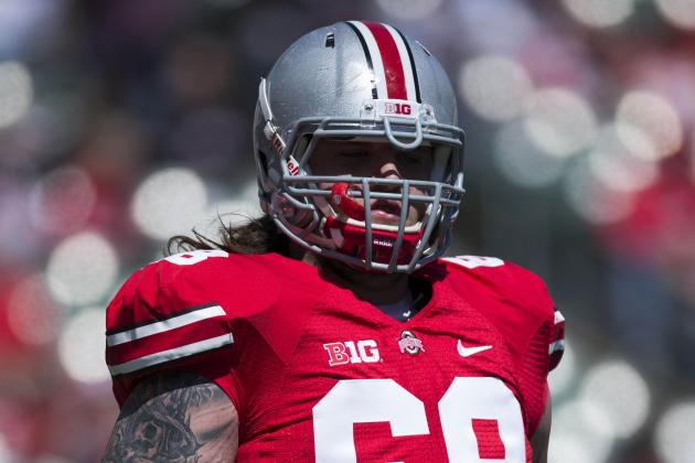 Ohio State Football: Who Will Be Buckeyes' Starting Right Tackle in 2013?