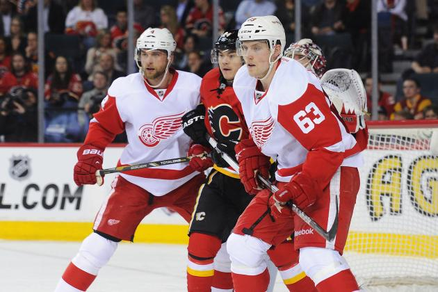 Red Wings' Tougher Style Gets Results