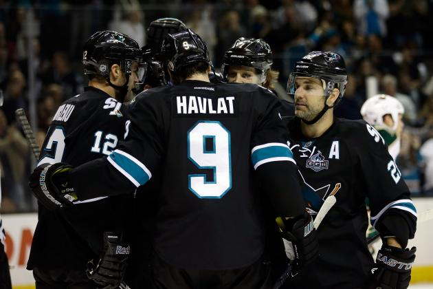 Owners of NHL's Best Home Record, Sharks Aiming to Open Playoffs in San Jose