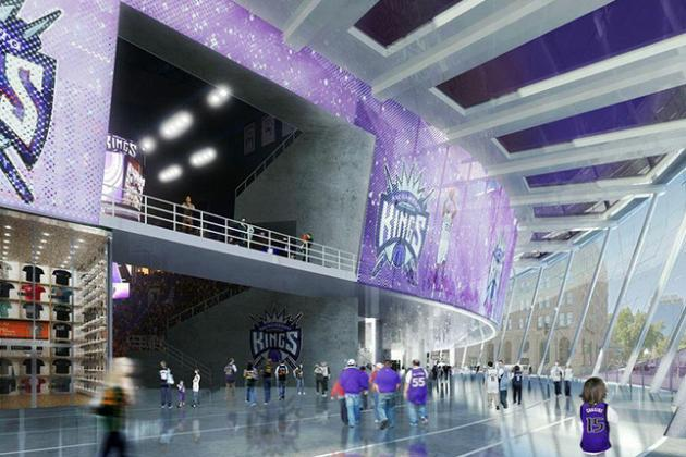 New Drawings of Proposed Kings Arena Released