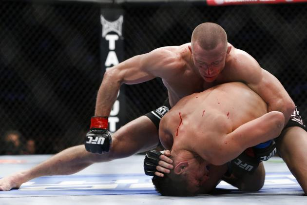 GSP Against MMA Imitating Boxing, Calls for 'No Rounds' in the UFC