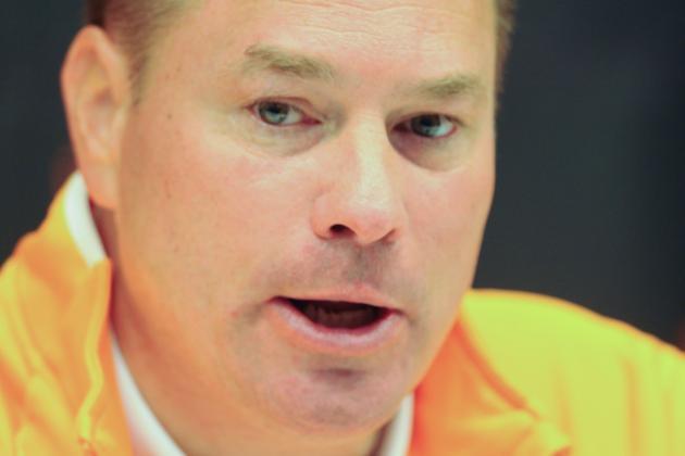 UT Hires Cleveland Browns Scout to Be New Director of Player Personnel