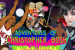 Chris Bosh, Evil Sorceress and Wolfman Featured in Strange Cartoon