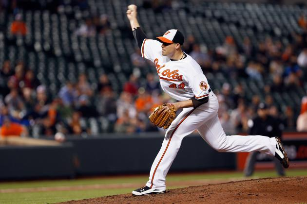 Jim Johnson walks in winning run as Orioles' extra-inning win streak ends at 17