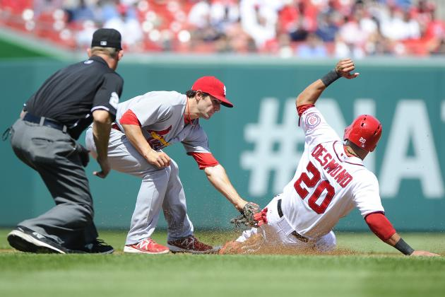 Cardinals Beat Strasburg, Sweep Nationals