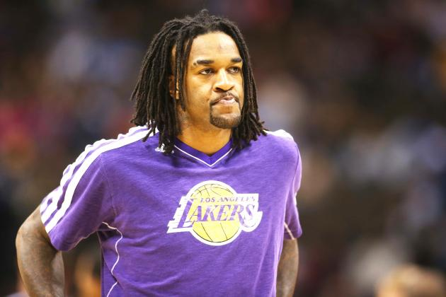 Lakers Forward Jordan Hill Medically Cleared to Play in Game 2 vs. Spurs