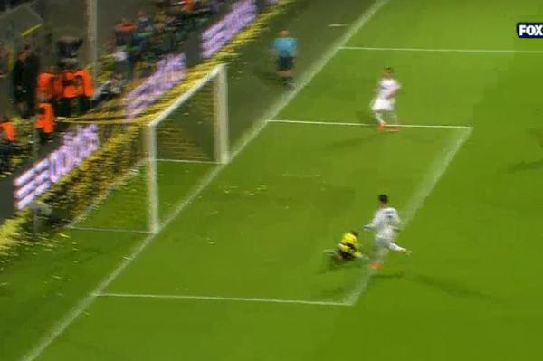 Cristiano Ronaldo Goal Levels Things 1-1 in Dortmund