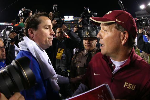 Will Florida or Florida State Finish with Stronger 2014 Recruiting Class?