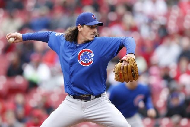 Cubs Lose 1-0 to Reds Despite Samardzija Gem