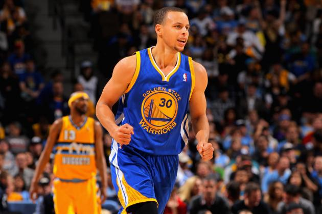 Paige: Warriors' Stephen Curry Too Hot for Nuggets in Game 2