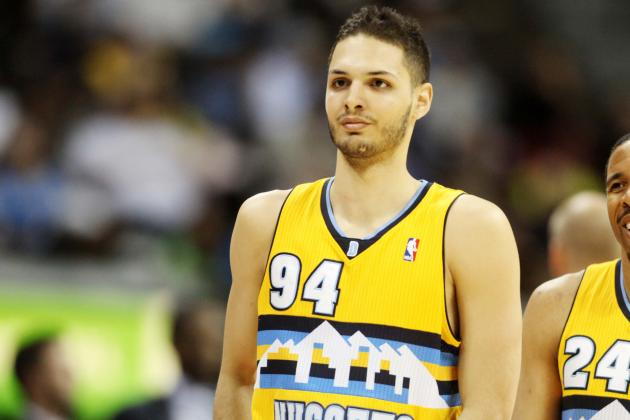 The Revelation of Evan Fournier