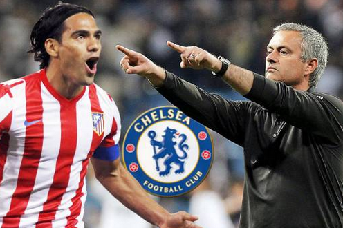 Bild: Mourinho to Return as Chelsea Manager, Will Be Joined by Falcao