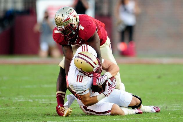 FSU LB Jones Wants More Sacks