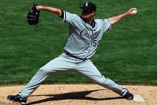 Coop: Danks Will Have to Pitch Like Buehrle