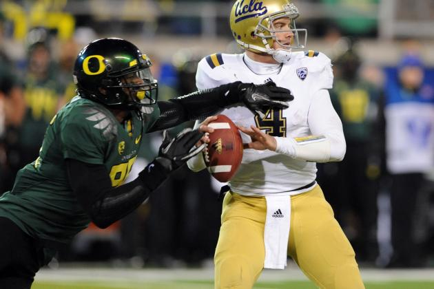 Oregon Football: What We Need to See from Ducks' Defense in 2013 Spring Game