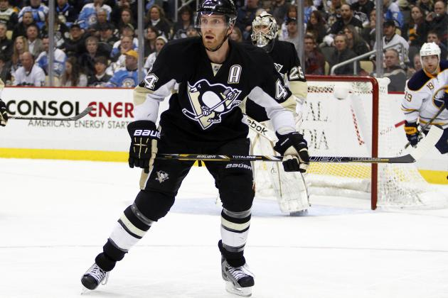 Malkin In, Orpik out in Loss to Buffalo