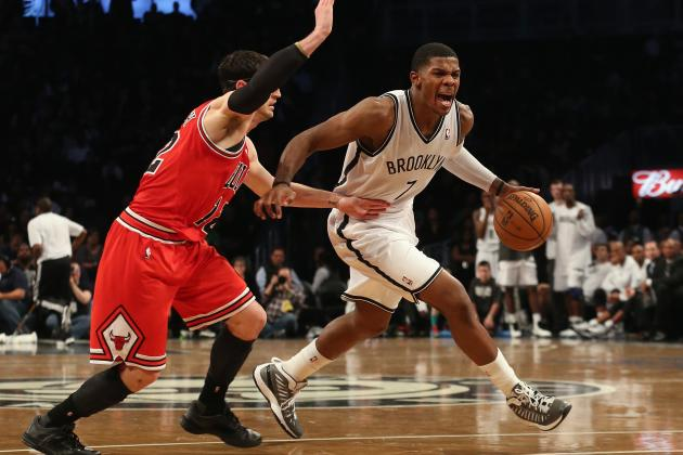 Joe Johnson's Injury Leaves Nets at Serious Disadvantage in Game 3
