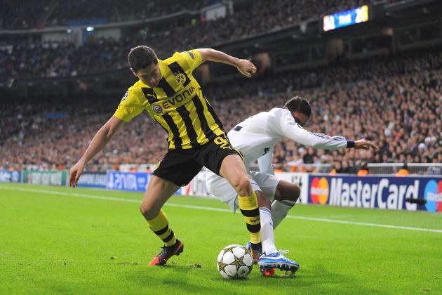 Borussia Dortmund vs. Real Madrid: Los Blancos' First Leg Loss Is Crucial Blow