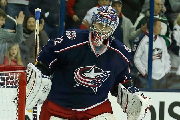 How Dangerous Is Sergei Bobrovsky If the Blue Jackets Reach the Postseason?