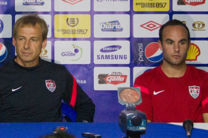 Klinsmann: Donovan USMNT Return Not Guaranteed