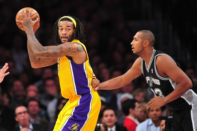 Lakers News: Jordan Hill's Return Will Help LA Avoid Embarrassment by Spurs