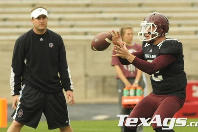 Texas A&M Football: Meet Johnny Football's New Mentor, Jake Spavital