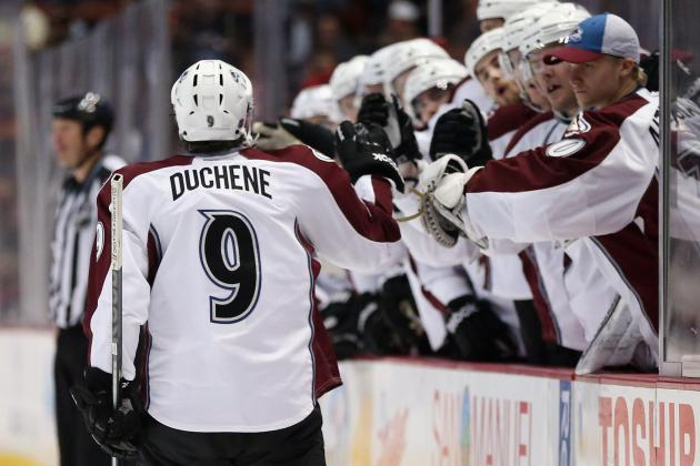 Avalanche Should Sign Matt Duchene to Contract Extension This Summer