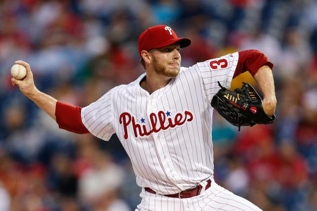 Phillies Squander Halladay's Gem, Late Lead in 5-3 Loss