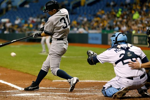 ESPN Gamecast: Yankees vs. Rays