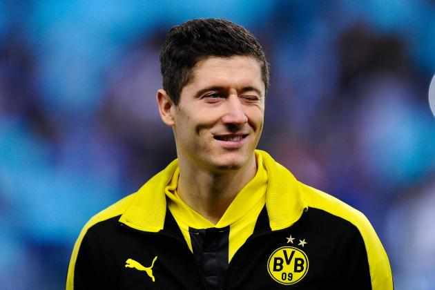 Robert Lewandowski Would Complete a Coup for Bayern Munich