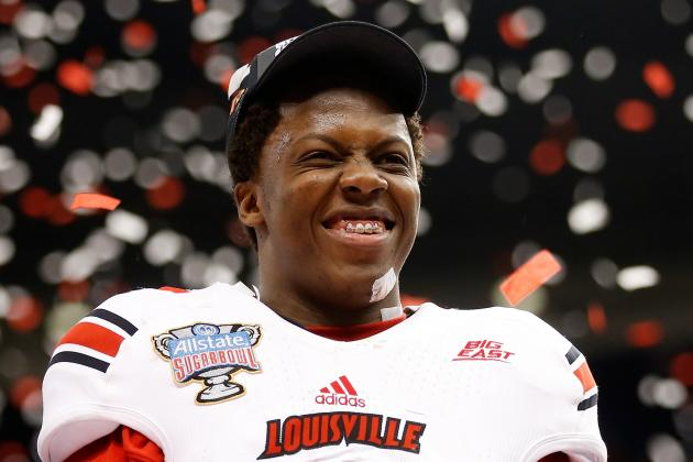 2014 NFL Mock Draft: Sneak Peek at Next Year's 1st-Round Projections