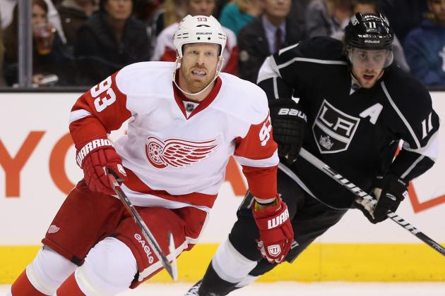 ESPN Gamecast: Kings vs. Red Wings