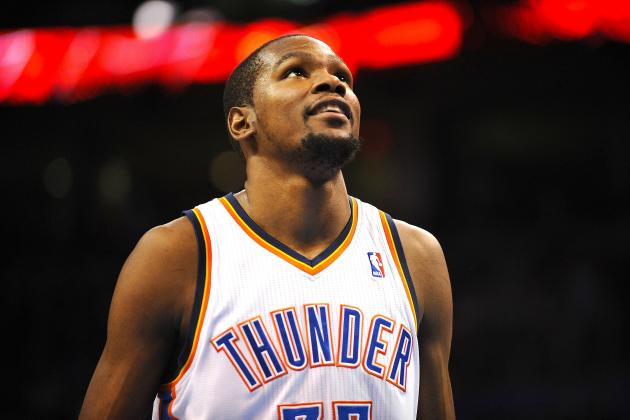 Things Kevin Durant Has Been First in